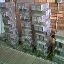 Square Ham Molds